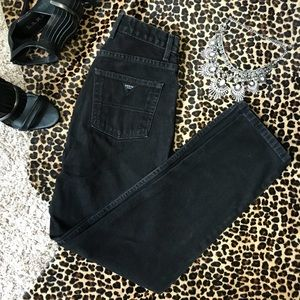 Vintage High Waisted Guess Skinny Jeans
